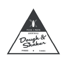 dough and shaker 							logo